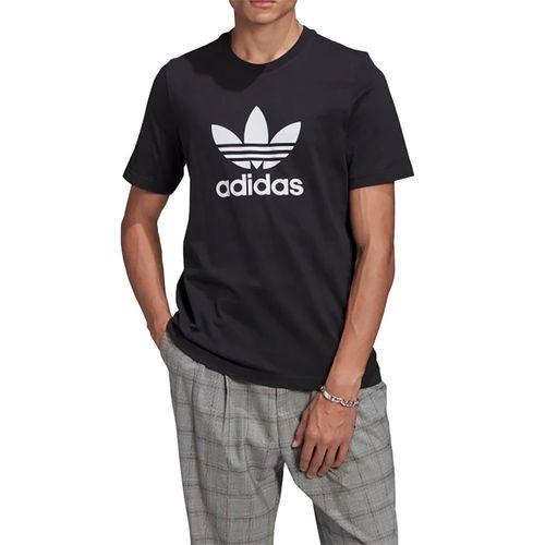 camiseta-adidas-adicolor-classic-trefoil-preto-vitrine
